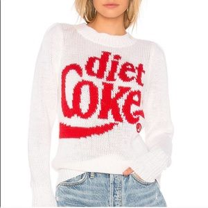 Wildfox Diet Cole Lou Sweater S